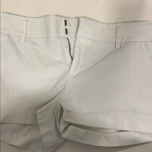 White guess shorts! Good condition.